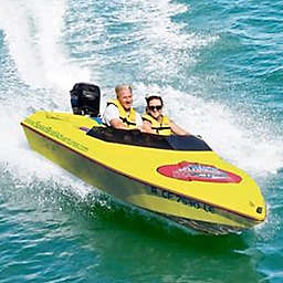 Charleston Harbor Speed Boat Tour by Spur Experiences®