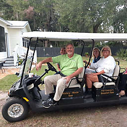 Pat Conroy Tour By Golf Cart By Spur Experiences®