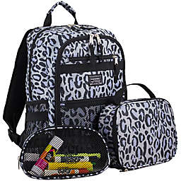 Eastsport 3-Piece Backpack/Lunch Bag/Pouch Set