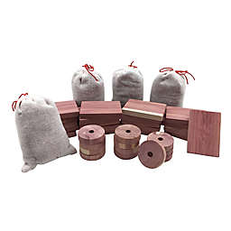 Squared Away™ 36-Piece Cedar Value Pack with Lavender Scent