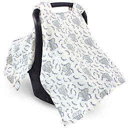 Touched by Nature Organic Cotton Stroller Canopy