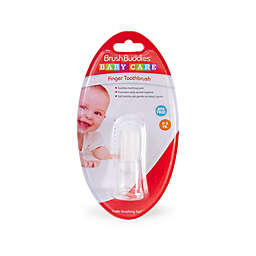 Brush Buddies® Baby Care Baby Finger Toothbrush and Case