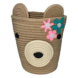 Levtex Baby® Malia Rope Storage Basket in Brown