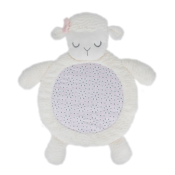 Alternate image 1 for Levtex Baby® Fiori Lamb Playmat
