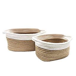Levtex Baby® Rope Storage Baskets (Set of 2)