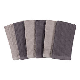 Simply Essential™ Bar Mop Dish Cloths (Set of 6)