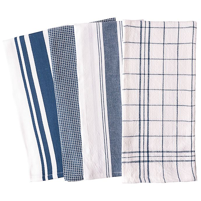 Alternate image 1 for Our Table™ Select Multi Purpose Kitchen Towels (Set of 4)