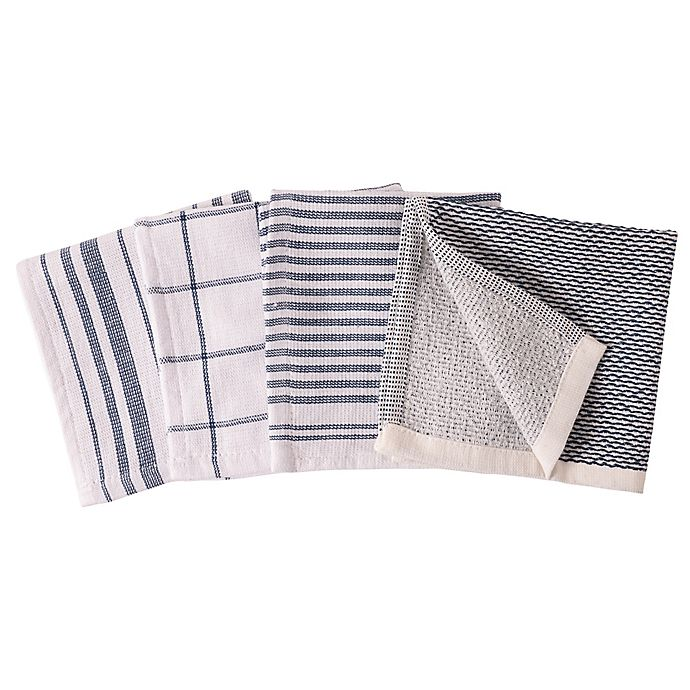 Alternate image 1 for Our Table™ Select Dual Sided Dish Cloths (Set of 4)