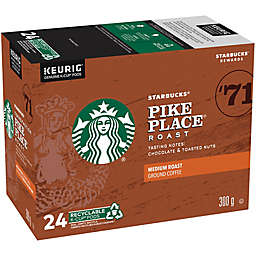 Starbucks® Pike Place Coffee Keurig® K-Cup® Pods 24-Count