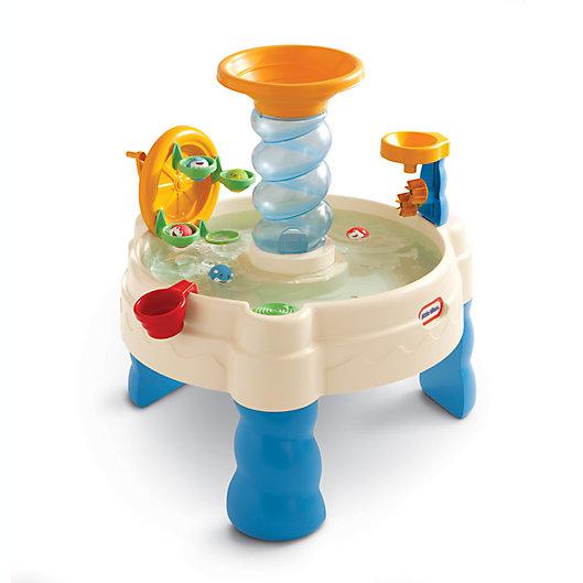 Alternate image 1 for Little Tikes® Spiralin' Seas Waterpark™ Water Table