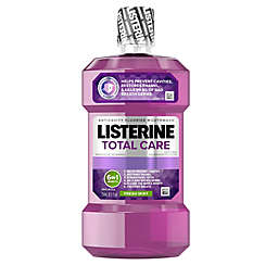 Listerine® Total Care Plus Whitening 8.5 oz. Anticavity Mouthwash in Fresh Mint