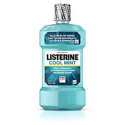 Listerine® 8.5 oz. Antiseptic Mouthwash in Cool Mint®