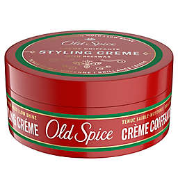 Old Spice® High Hold Men's Hair Styling Creme with Beeswax
