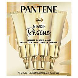 Pantene® Pro-V 2 oz. Miracle Rescue 4-Pack Intense Rescue Shots