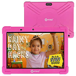 Contixo K101A 10-Inch IPS Display Kids Tablet in Pink