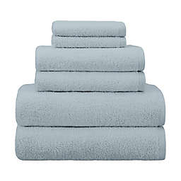 Haven™ 6-Piece Organic Cotton Terry Bath Towel Set