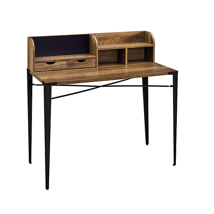 Forest Gate Harlow Mid Century Modern Computer Desk Bed Bath And Beyond Canada