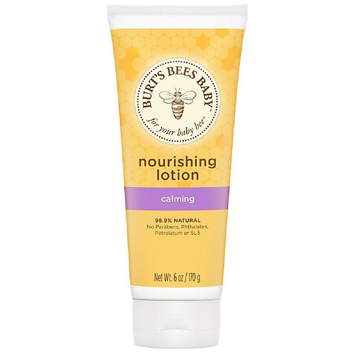 Alternate image 1 for Burt's Bees® Baby Bee® 6 oz. Calming Baby Lotion
