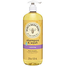 Burt's Bees® Baby Bee® 21 oz. Calming Shampoo & Wash