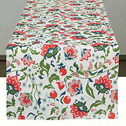 Garden Floral 72-Inch Table Runner