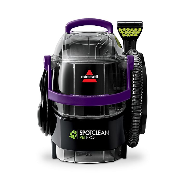 Alternate image 1 for BISSELL® SpotClean Pet Pro Carpet Cleaner