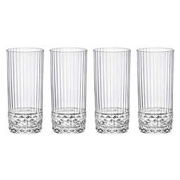 Bormioli Rocco America 20s Cooler Glasses (Set of 4)