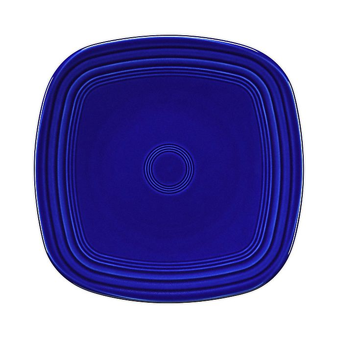 Alternate image 1 for Fiesta® Square Luncheon Plate in Twilight