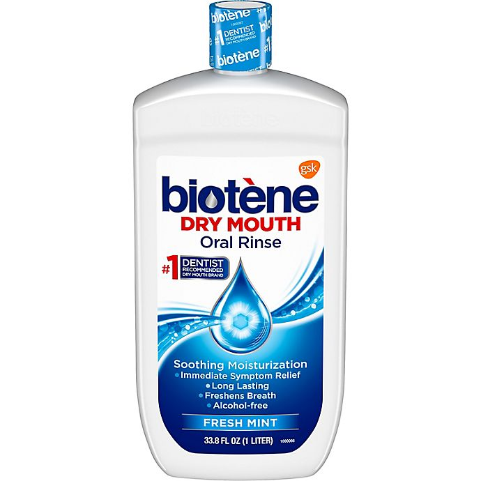 Alternate image 1 for Biotène® 33.8 oz. Dry Mouth Oral Rinse