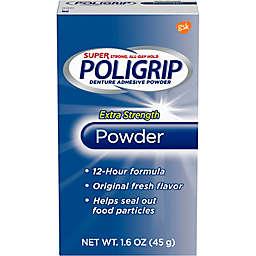 Poligrip 1.6 oz. Super Denture Adhesive Powder