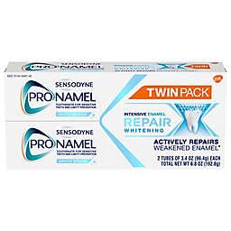 Sensodyne Pronamel® 3.4 oz. Intensive Repair Whitening Toothpaste (Set of 2)