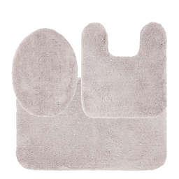 Nestwell™ Soft Plush 3-Piece Bath Rug Set in Lilac