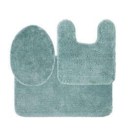 Nestwell™ Soft Plush 3-Piece Bath Rug Set