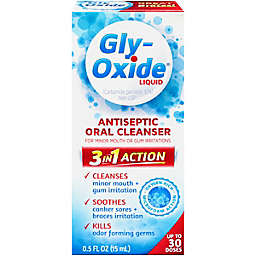 Gly-Oxide® .5 fl. oz. Liquid Antiseptic Oral Cleanser