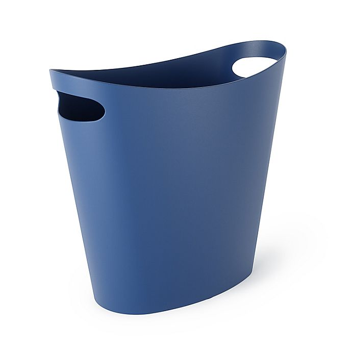 Alternate image 1 for Simply Essential™ 2-Gallon Slim Trash Can
