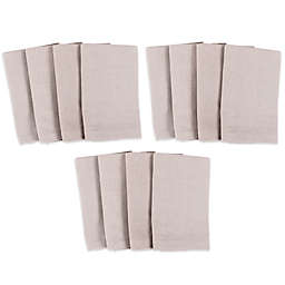 Simply Essential™ Flour Sack Kitchen Towels (Set of 12)