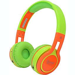 Contixo KB-2600 Wireless Kids Headphones in Green
