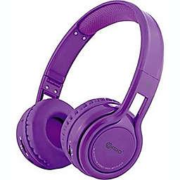 Contixo KB-2600 Wireless Kids Headphones in Purple