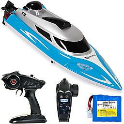 Contixo T2 Plus RC Boat Racing Sport Speedboat