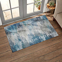 Abstract Illusion Pattern Personalized Area Rug