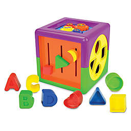 The Learning Journey My First Activity Cube