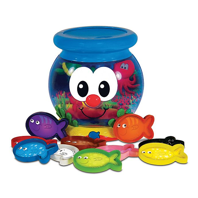 Alternate image 1 for The Learning Journey Learn with Me Color Fun Fish Bowl