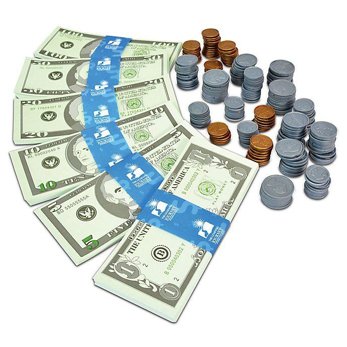 Alternate image 1 for The Learning Journey Kids Bank Play Money Set