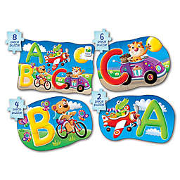 The Learning Journey My First Puzzle Set 4-In-A-Box ABC Puzzles