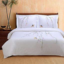 Jasper Haus Levana 3-Piece Full/Queen Floral Duvet Cover Set