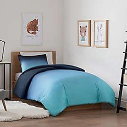 UGG® Devon Ombre 3-Piece Reversible Full/Queen Comforter Set in Pool Party
