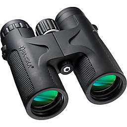 Barska® 12x42mm Blackhawk Waterproof Binoculars in Black with Green Lens