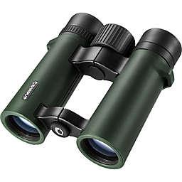 Barska® 10x34mm Air View Binoculars in Black/Green
