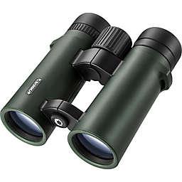 Barska® 10x42mm Air View Binoculars in Black/Green