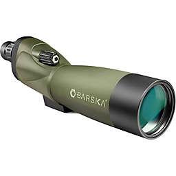 Barska® 18-36x50mm Blackhawk Straight Spotting Scope with Tripod in Green/Black