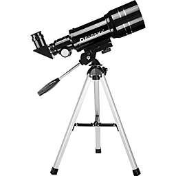 Barska® 30070-225 Power Starwatcher Refractor Telescope in Black